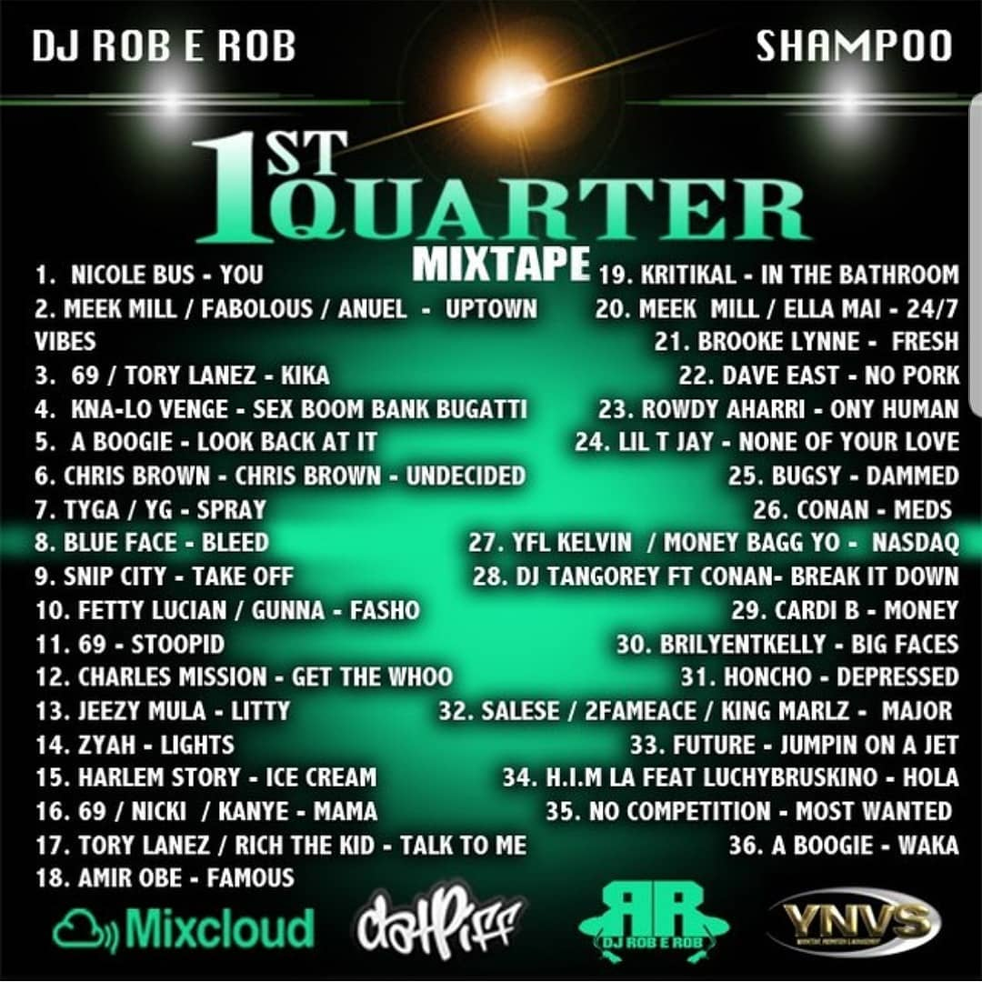 Image result for The 1st Quarter Mixtape PART  ynvs